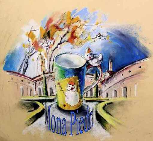 Coffee Cup Monaterio Piedra